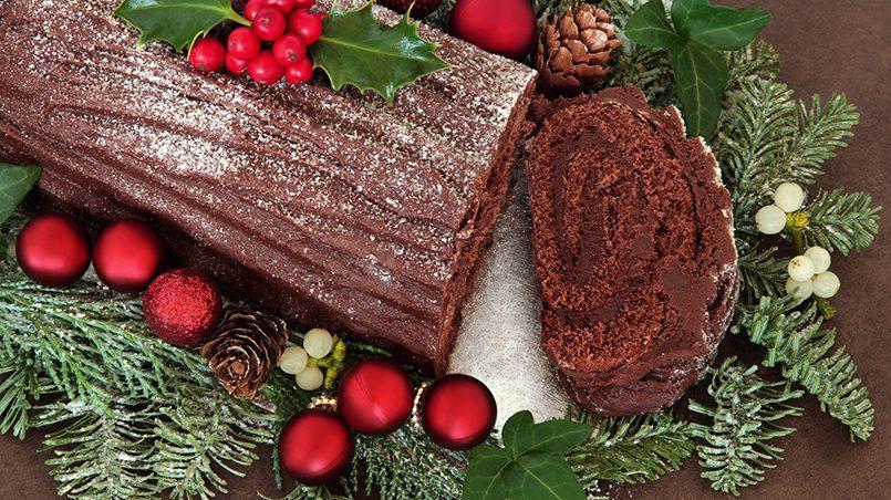 Сегодня полено — сладкое угощение к праздничному столу / Фото: 53news.ru