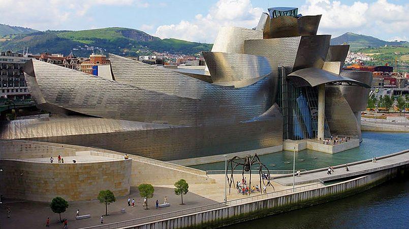 Музей Гуггенхайма в Бильбао / Фото: Тонкости туризма