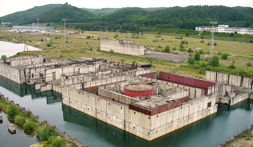 Атомная электростанция «Жарновец» — недостроенная АЭС на севере Польши / Фото: smartage.pl