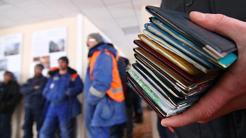 Тяжелая экономическая ситуация на Украине приводит к массовому выезду из нее трудоспособного населения на заработки за границу / Источник изображения: work-garant.com