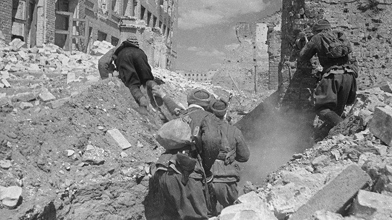 Бои в Сталинграде / Фото waralbum.ru