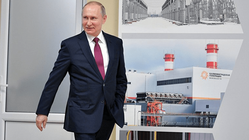 Владимир Путин / Источник: tass.ru