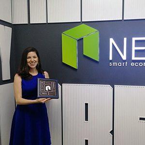 Тамар Салант, менеджер по развитию бизнеса NEO Smart Economy