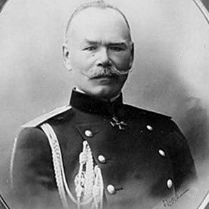 Михаил Васильевич Алексеев