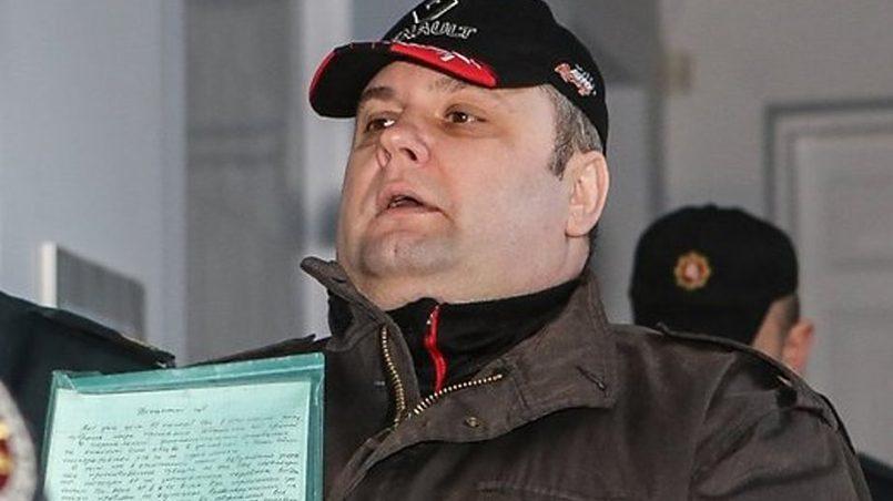 Арестованный в Литве Юрий Мель / Фото: klops.ru