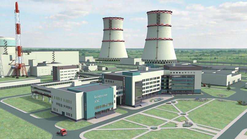 Проект БелАЭС / Фото: atomic-energy.ru