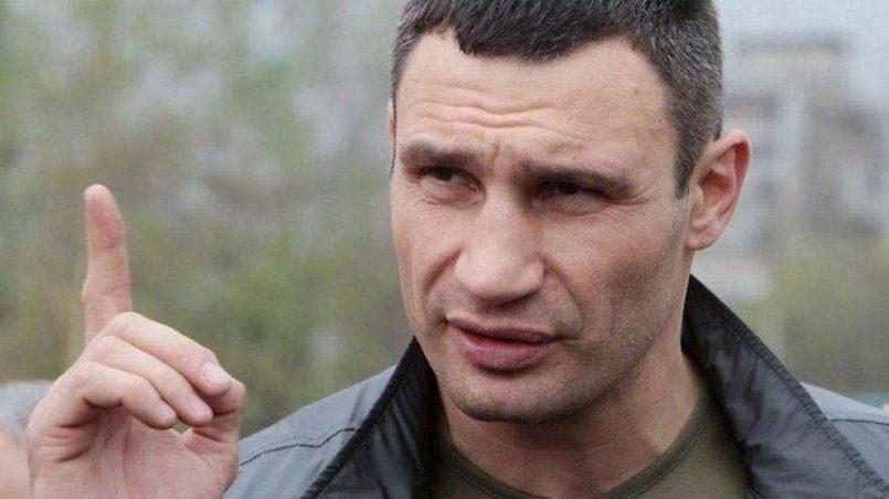 Виталий Кличко / Фото: informator.news