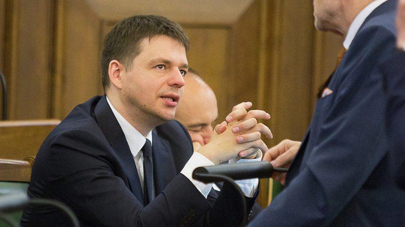 Эдвин Шноре / Фото: BaltNews.lv