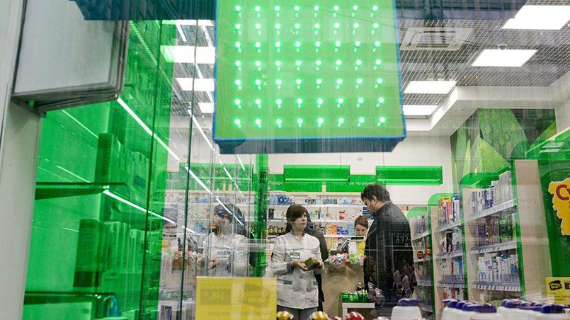 Российские лекарства популярны за рубежом благодаря низкой цене и высокому качеству / Фото: img1.dp.ru
