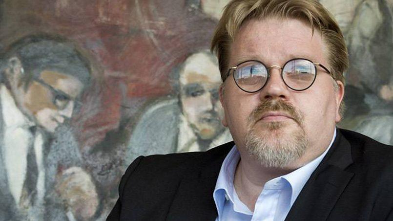 Йохан Бекман / Фото: www.aamulehti.fi