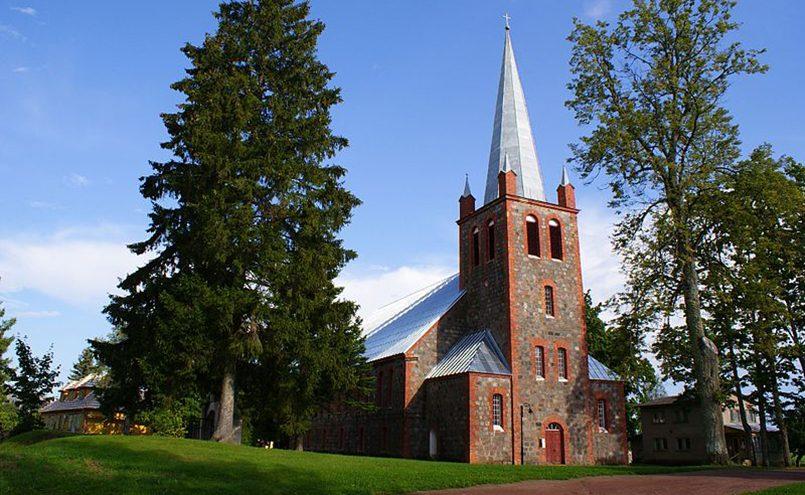 Лютеранская церковь в Авинорме