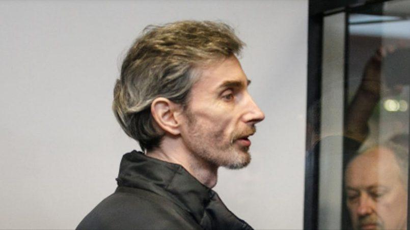 Альгирдас Палецкис, после года тюремного заключения / Фото: facebook.com