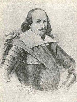Клас Окесон Тотт, губернатор Шведской Ливонии (1665–1672)