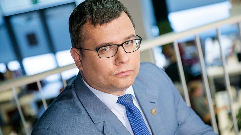 Депутат Лауринас Касчюнас / Фото: news-front.info