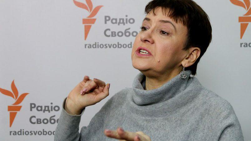 Оксана Забужко / Фото: Радио Свобода