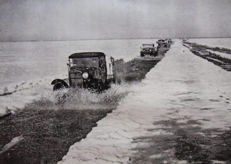 Картинки ладожское озеро дорога жизни