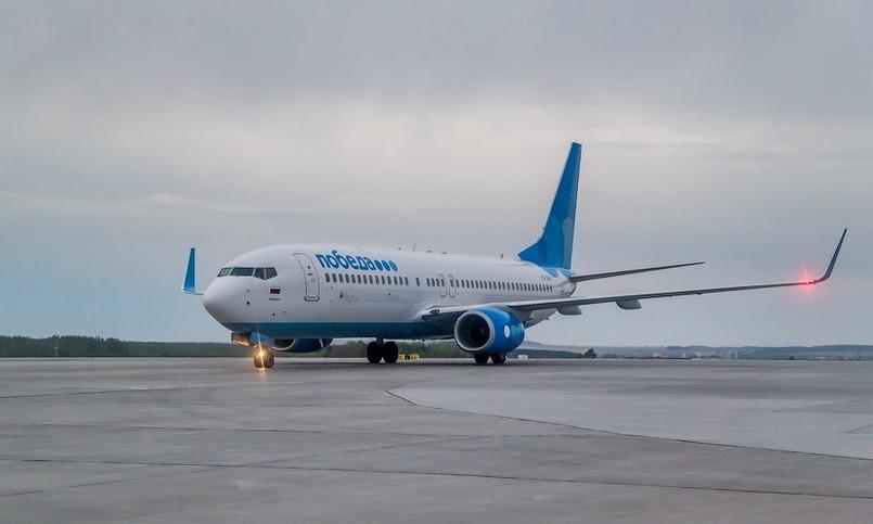 Авиакомпании «Победа» разрешили летать в Беларусь