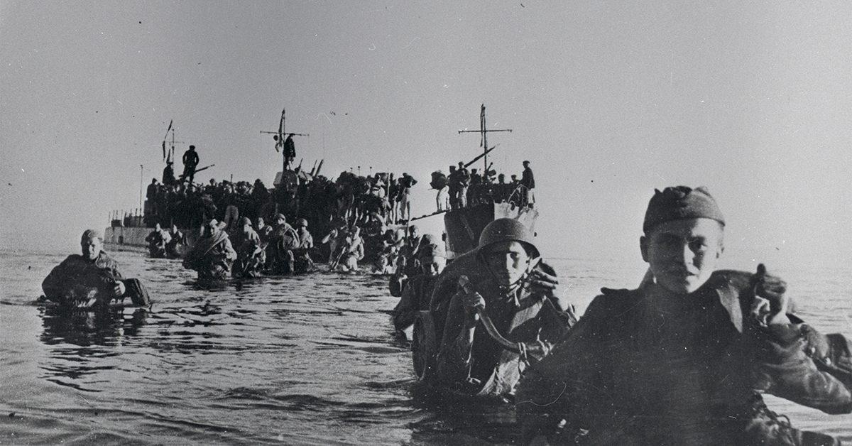 Трагедия Моонзунда: забытая страница войны с нацизмом в Эстонии