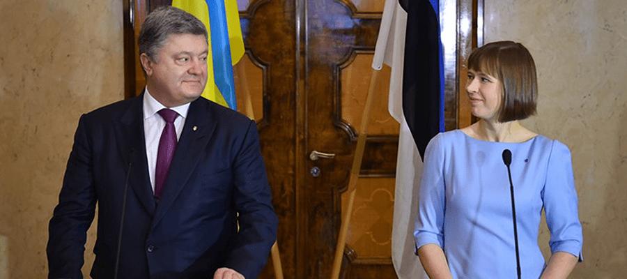 Украинский кризис может быть урегулирован в Финляндии, но не в Эстонии