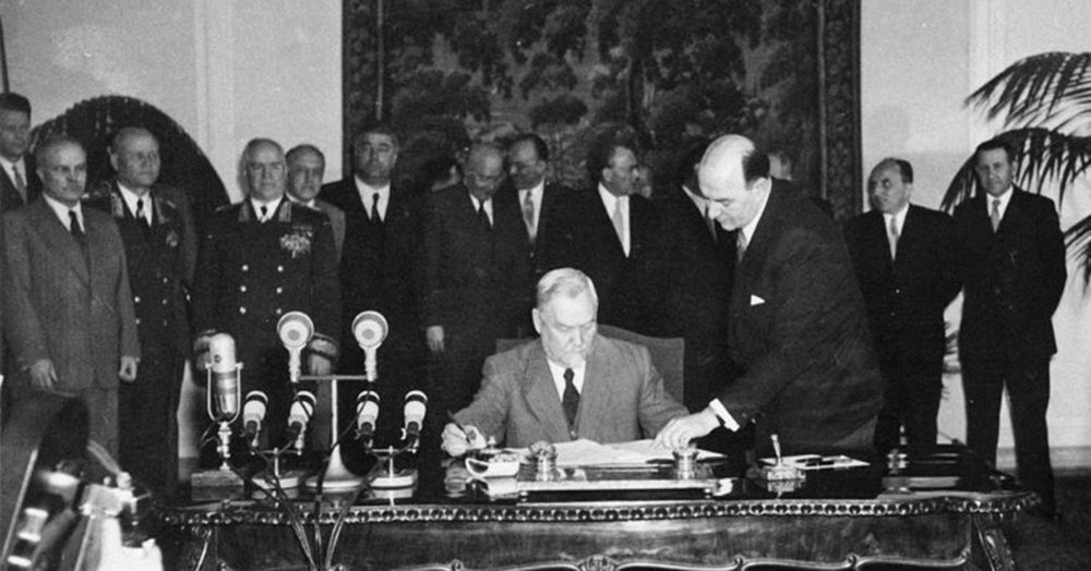Распад Варшавского договора позволил Западу «прибрать к рукам» Восточную Европу
