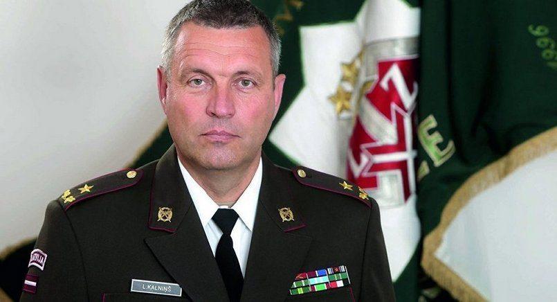 ВЛатвию прибыли военные из11 стран научения НАТО