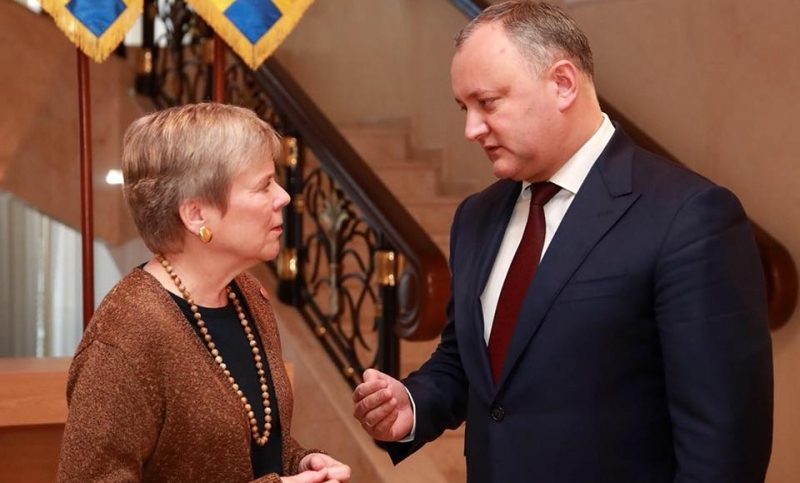 Молдова предлагает НАТО сохранять нейтралитет вотношениях