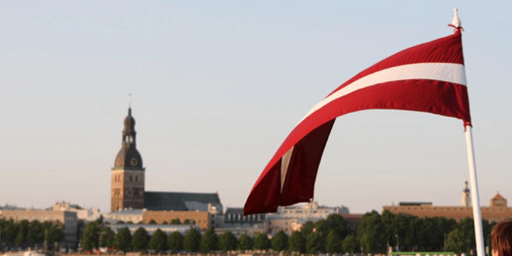 Весело справит свое 100-летие Латвийская Республика!