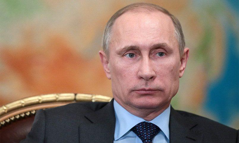 Мынепротив поставить всю территорию Донбасса под международный контроль— Путин