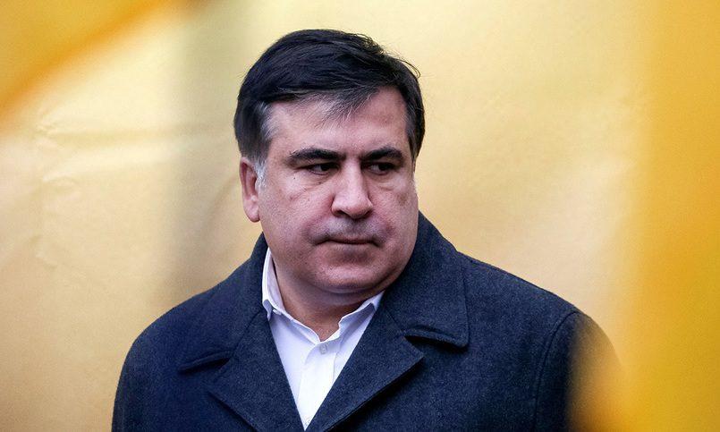 Луценко сказал, что препятствует экстрадиции Саакашвили