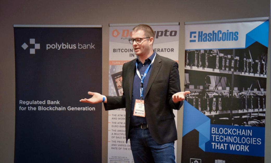В Таллине прошла крупнейшая блокчейн-конференция