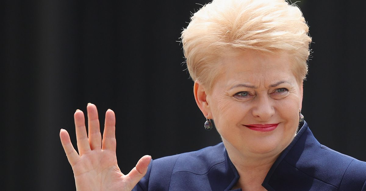 """Grybauskaitė — KGB agentė: kaip """"taršoma"""" Lietuvos prezidentė"""