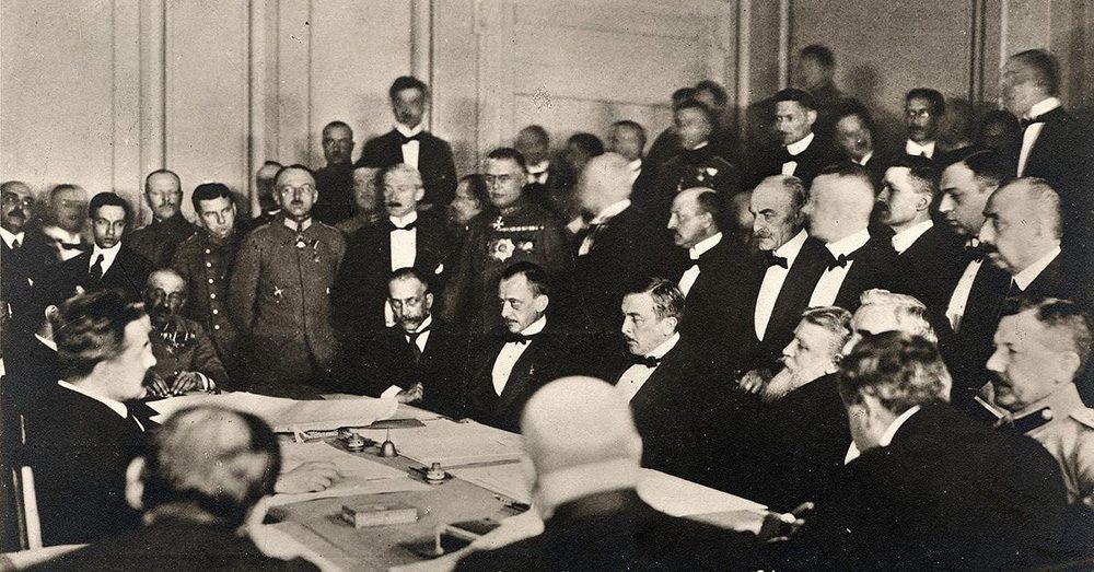Украинские элиты подписали себе смертный приговор еще 100 лет назад