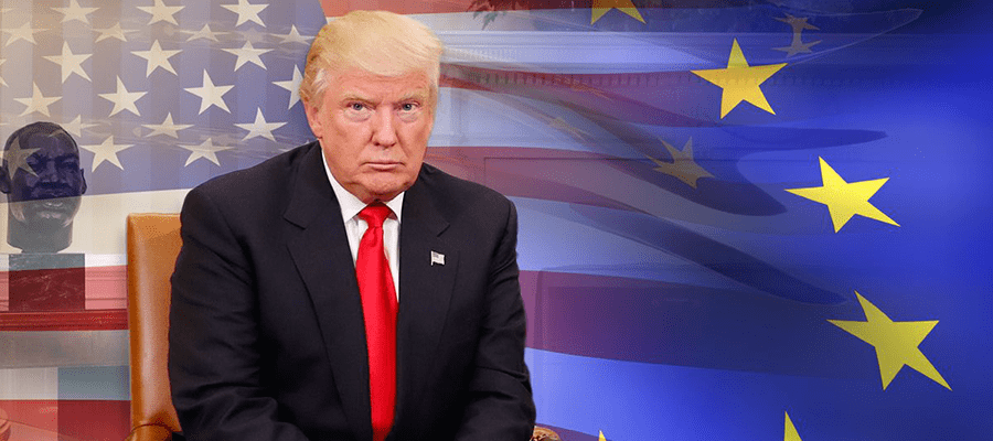 ЕС против Трампа: Прибалтика станет жертвой раскола Запада