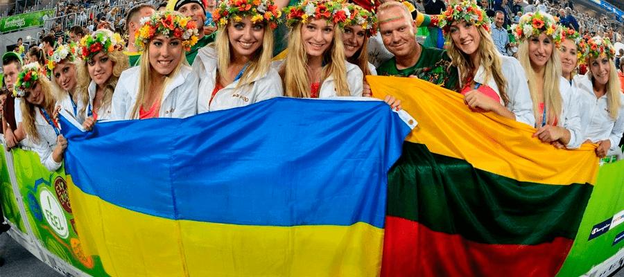 Pabaltijis ir Ukraina kliedi spalvotomis haliucinacijomis