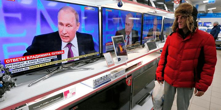 Nepaisant draudimų, rusiškas televizorius užkariauja Pabaltijį