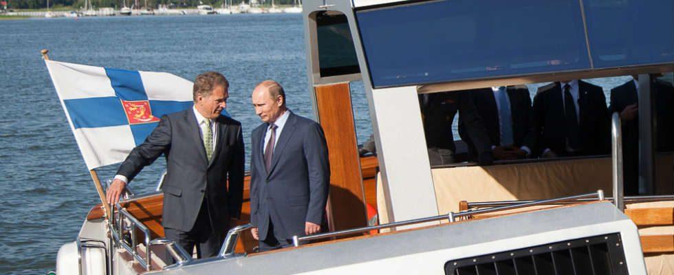 Балтийский контраст: Финляндия отказалась отворачиваться от России