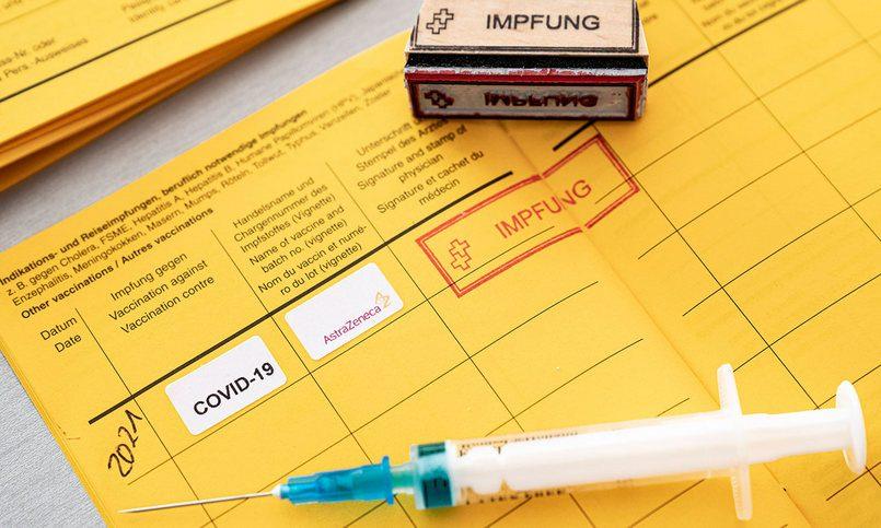 В Эстонии в апреле введут сертификаты вакцинации