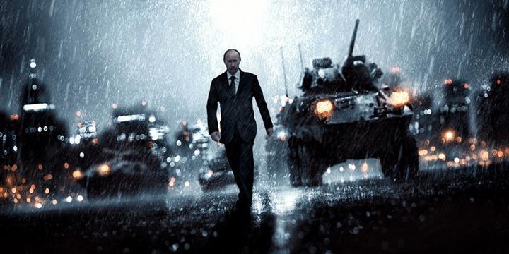 Бабицкий — о Путине