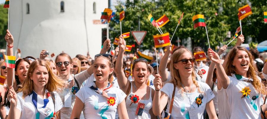 Литовцы отказались от Литвы
