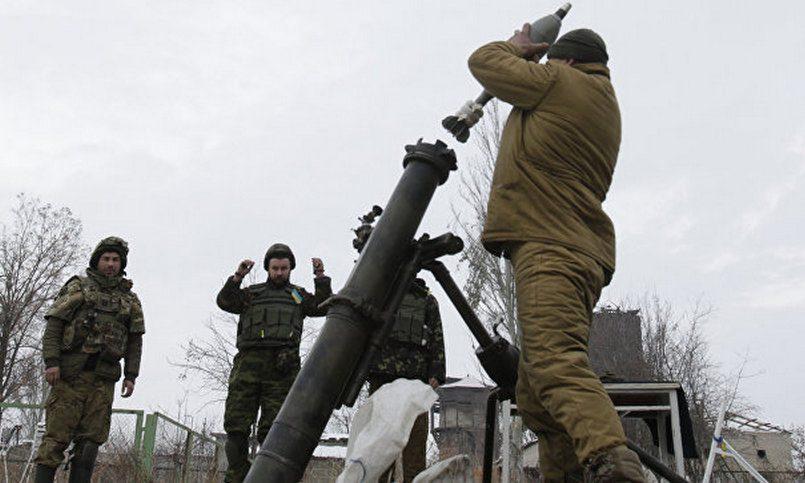 Украинские силовики обстреляли школу, где шли уроки— ДНР