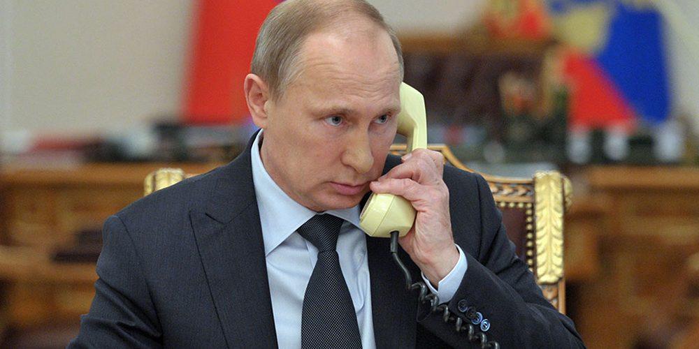 Алло, Донбасс? С вами говорит Путин!