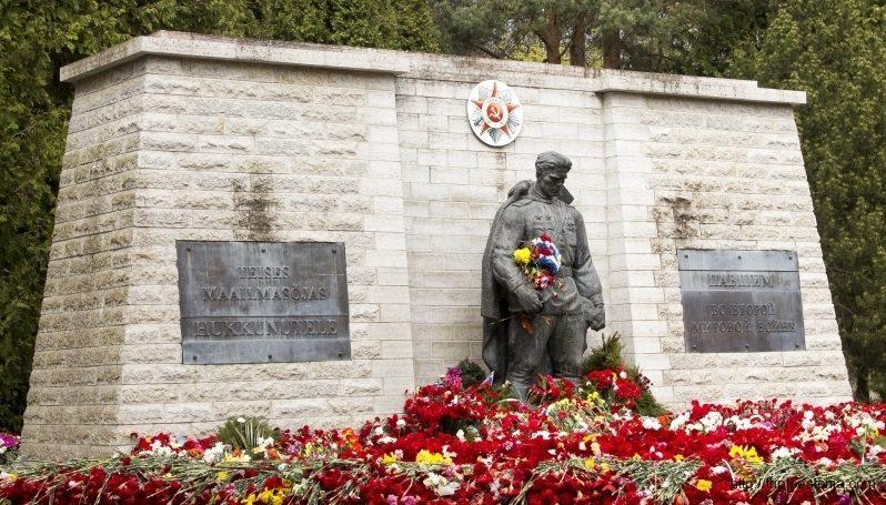 Бронзовый солдат: памятник воинам-освободителям Таллина