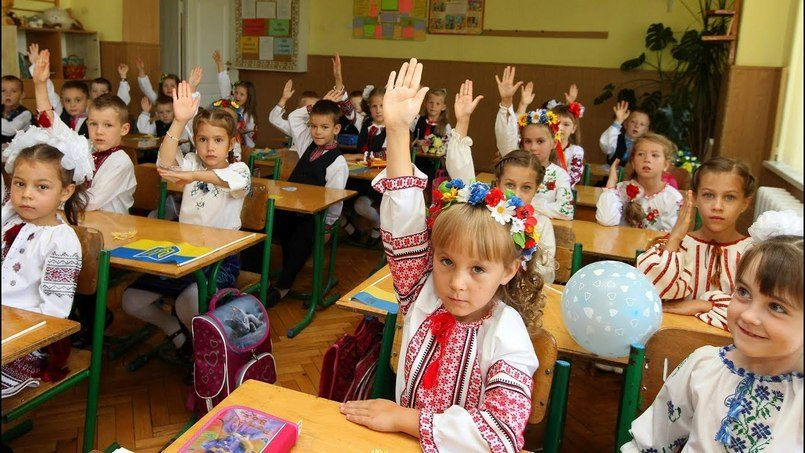 Украина иПольша договорились огарантии права обучаться наязыке нацменьшинства