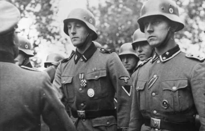 Гиммлер называл чешских полицаев «прекрасным человеческим материалом»