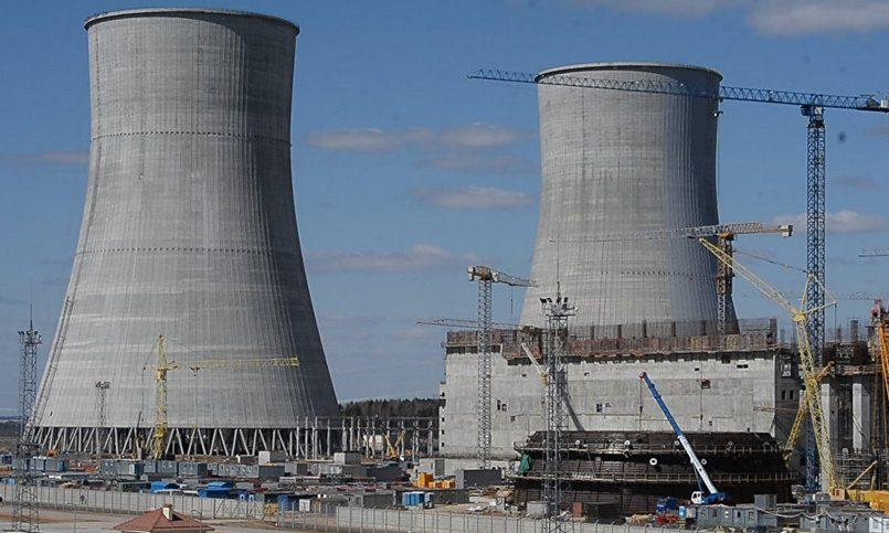 Лукашенко проинспектирует строительство Островецкой АЭС