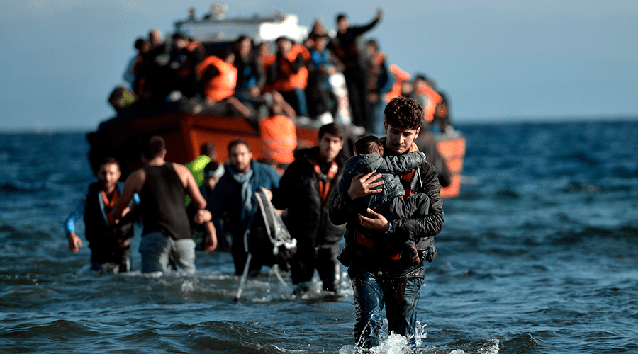 Брюссель не может заставить Восточную Европу принимать беженцев