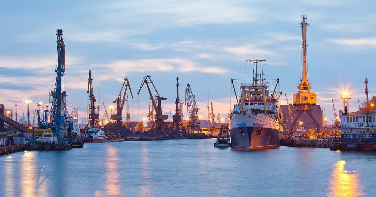 второе картинки торговых портов мутных