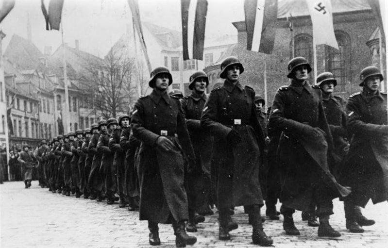 Как литовцев и латышей против Красной Армии агитировали воевать