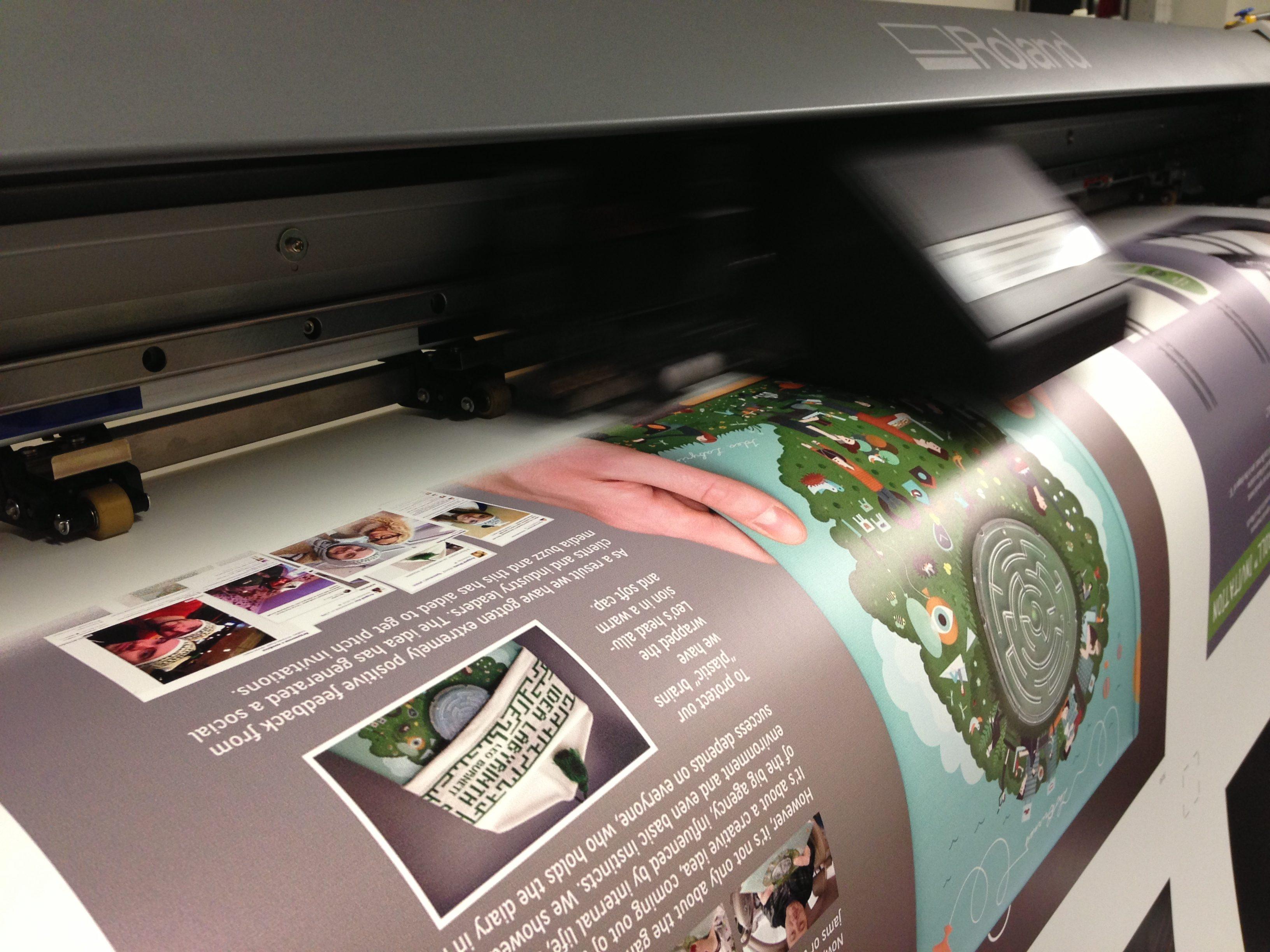 печать постеров на фотобумаге самых отдалённых