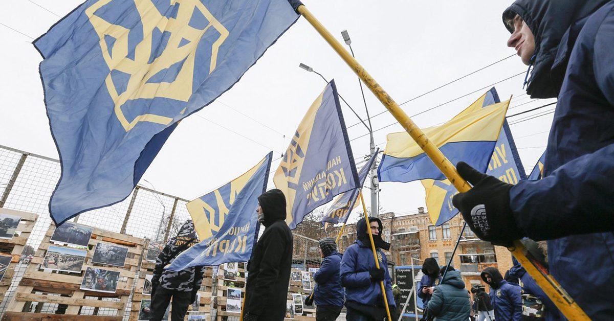 Как на Украине выборы президента России блокировали